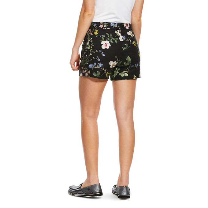Level Floral Short