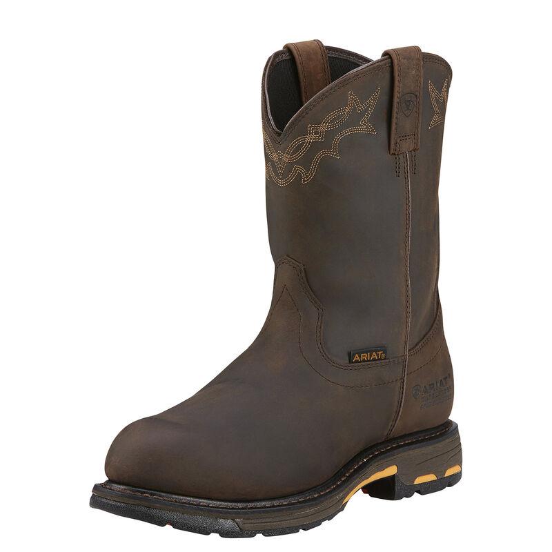 WorkHog Waterproof Composite Toe Work Boot