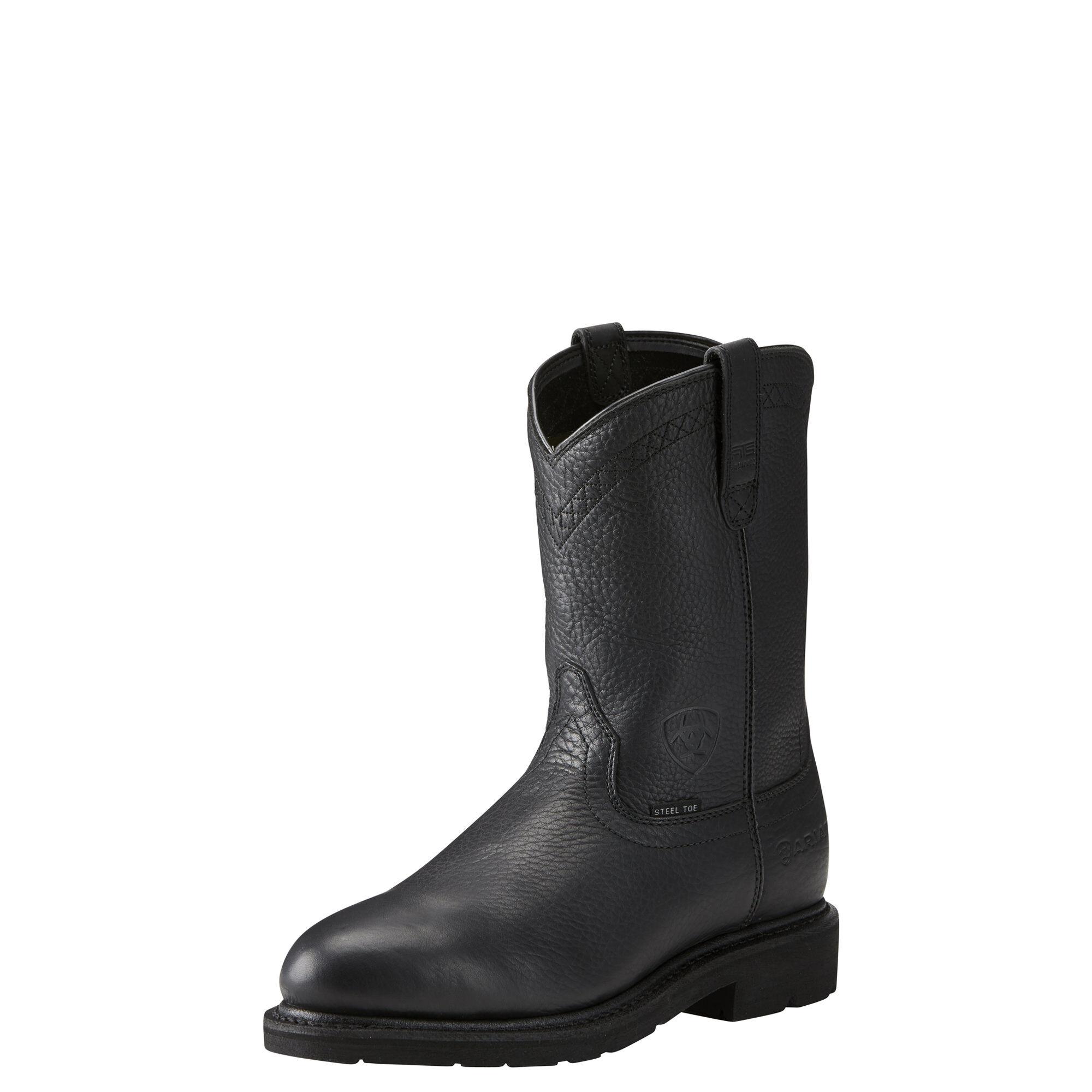 650966a5308 Sierra Steel Toe Work Boot