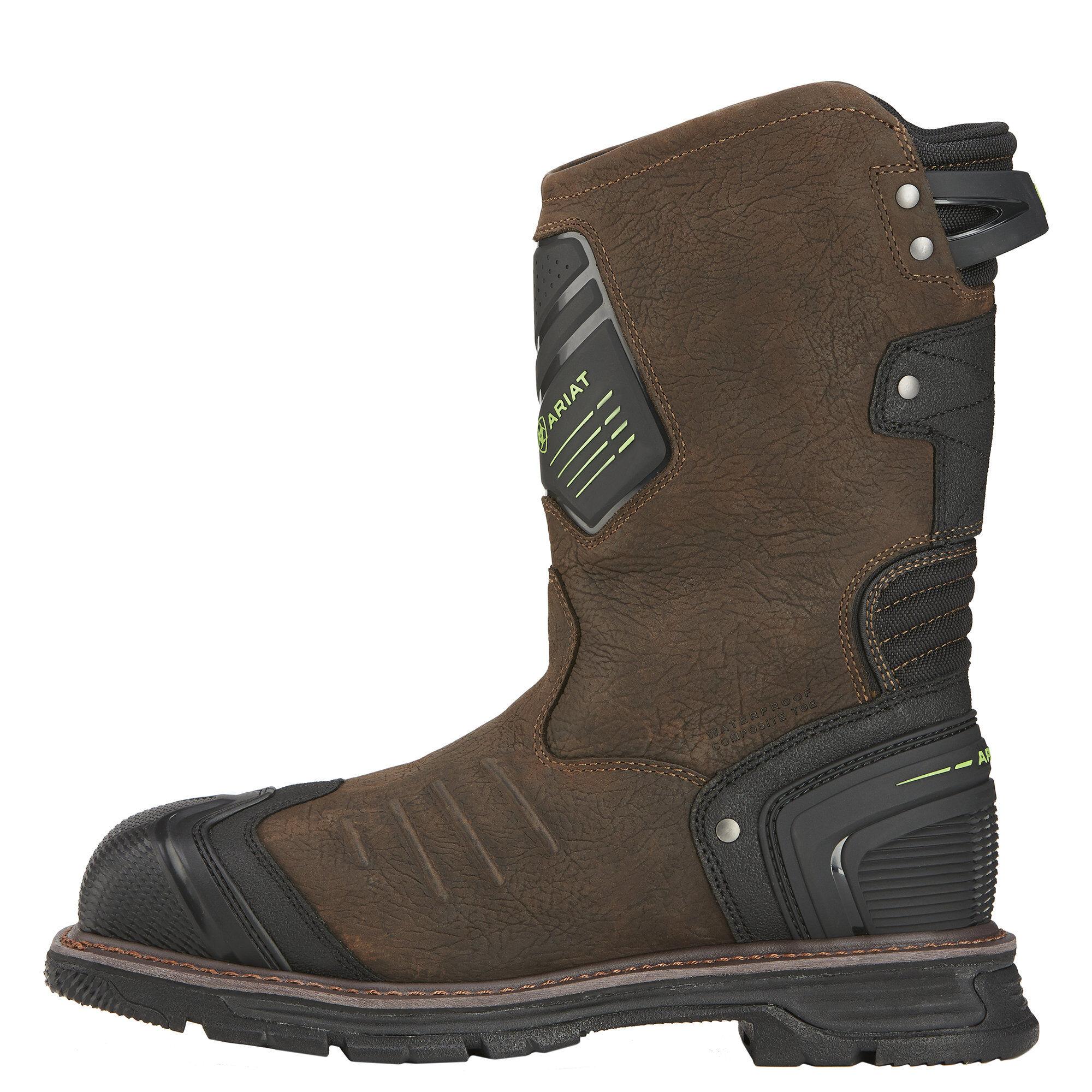 efeec0ed2c8 Catalyst VX Work Wide Square Toe Waterproof Composite Toe Work Boot