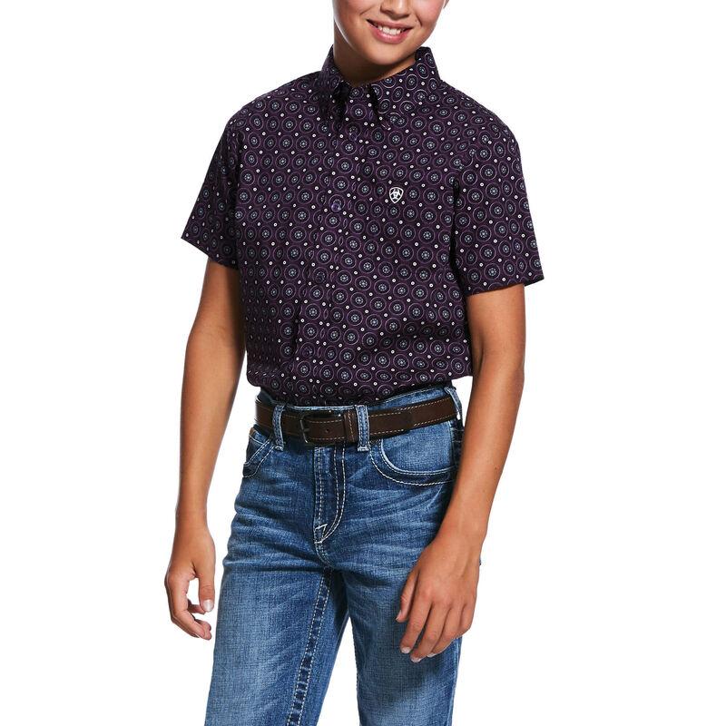 Redland Print Classic Fit Shirt