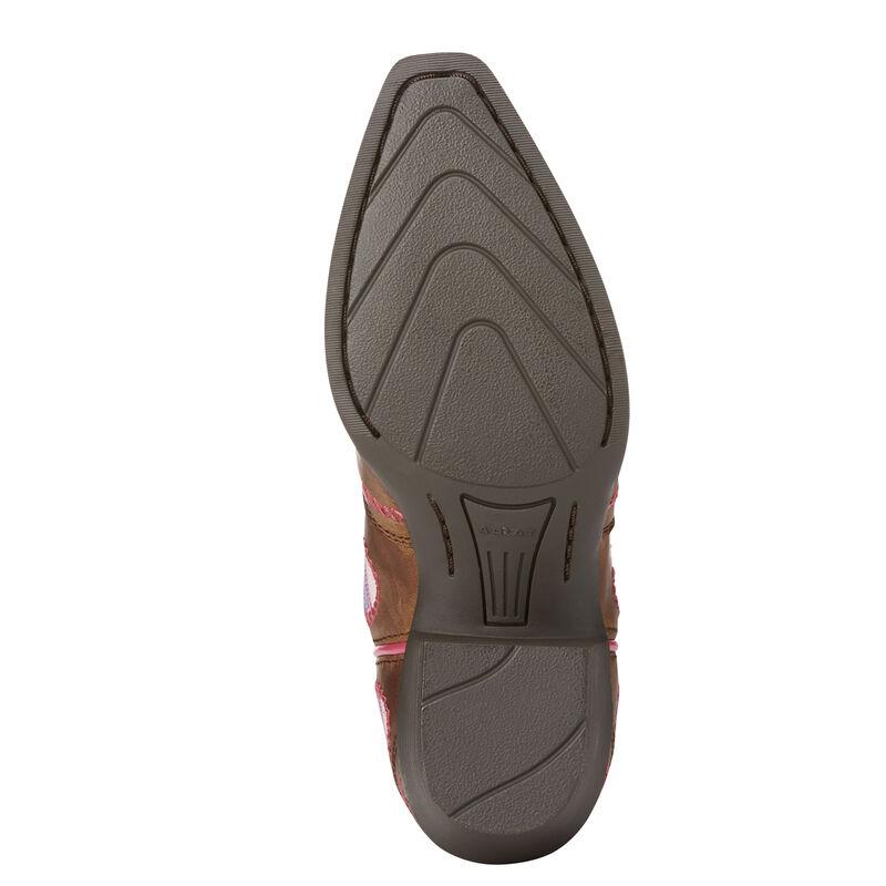 Desert Diva Western Boot
