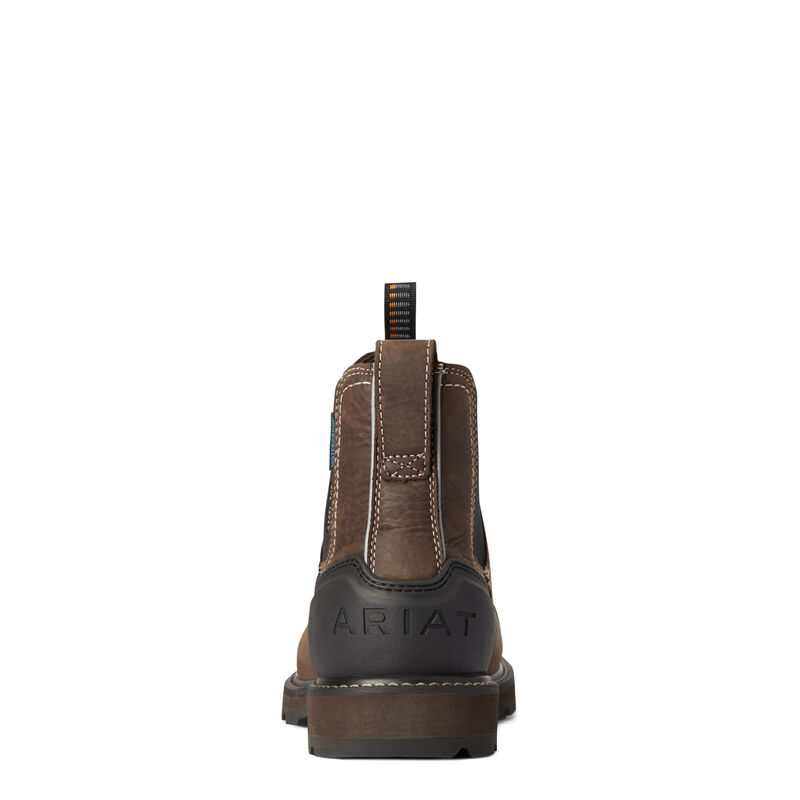 Groundbreaker Chelsea XTR Waterproof Steel Toe Work Boot