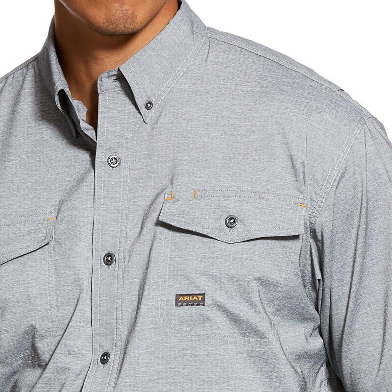 Rebar Made Tough VentTEK DuraStretch Work Shirt