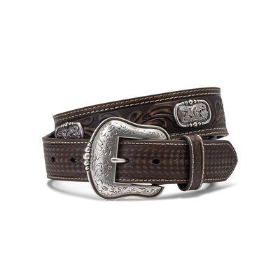 Filigree Concho Belt