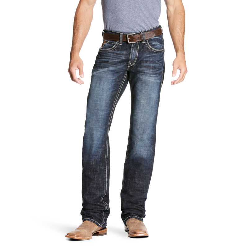 M5 Slim Taylor Stackable Straight Leg Jean