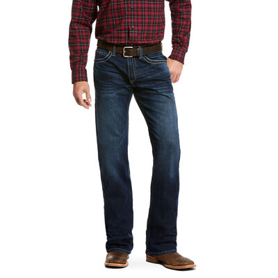 M2 Relaxed Stretch Stillwell Boot Cut Jean