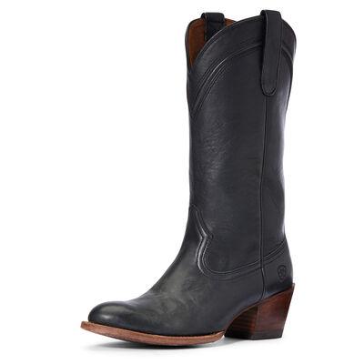Desert Paisley Western Boot