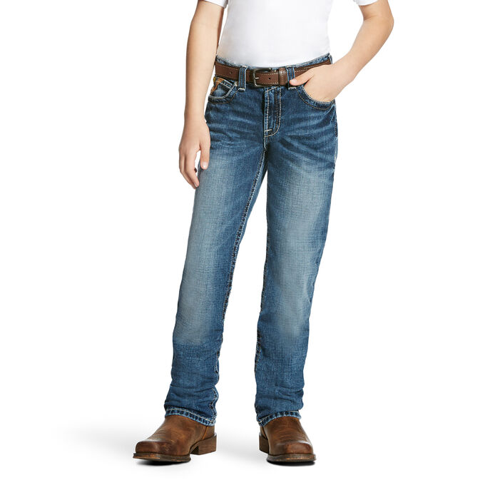 B5 Slim Austin Stackable Straight Leg Jean