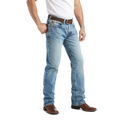M2 Relaxed Stretch Duke Boot Cut Jean