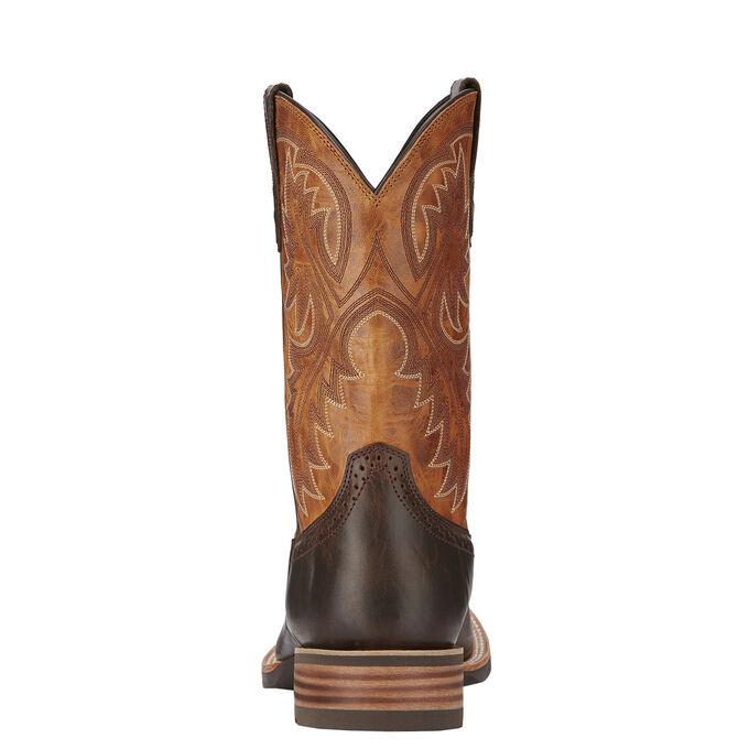 Mens Brown Cowboy Boots