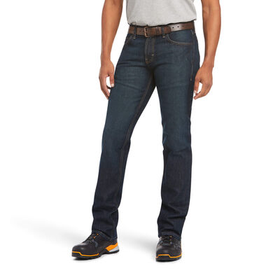 Rebar M7 DuraStretch Basic Stackable Straight Leg Jean