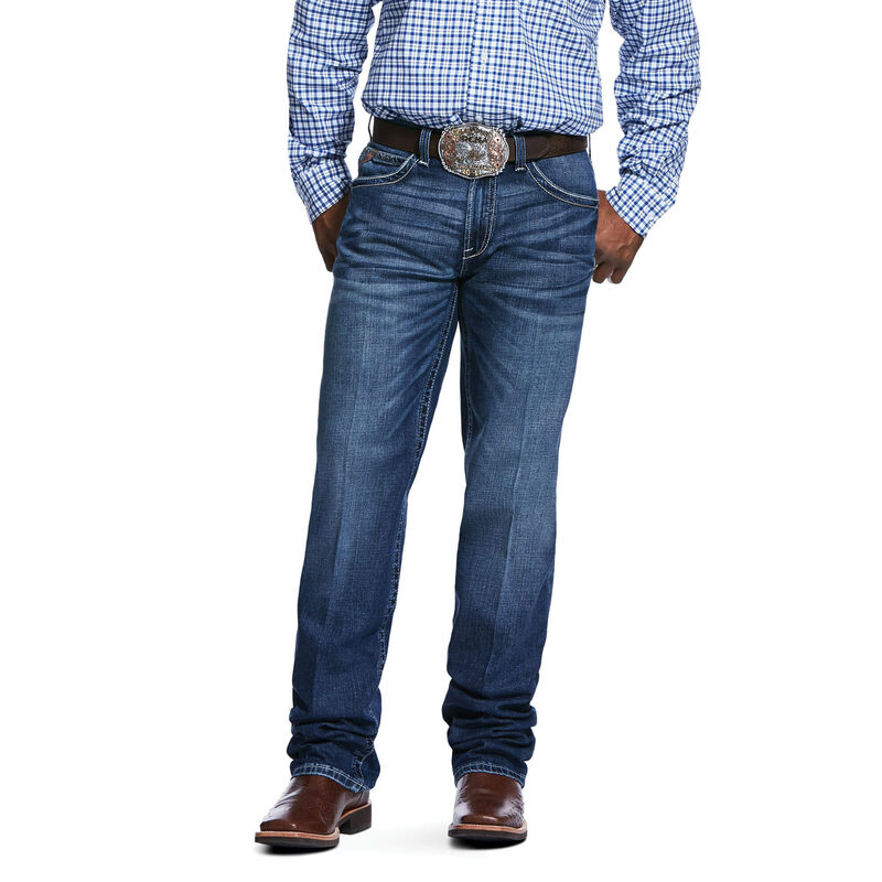 M2 Relaxed Stretch Adkins Boot Cut Jean