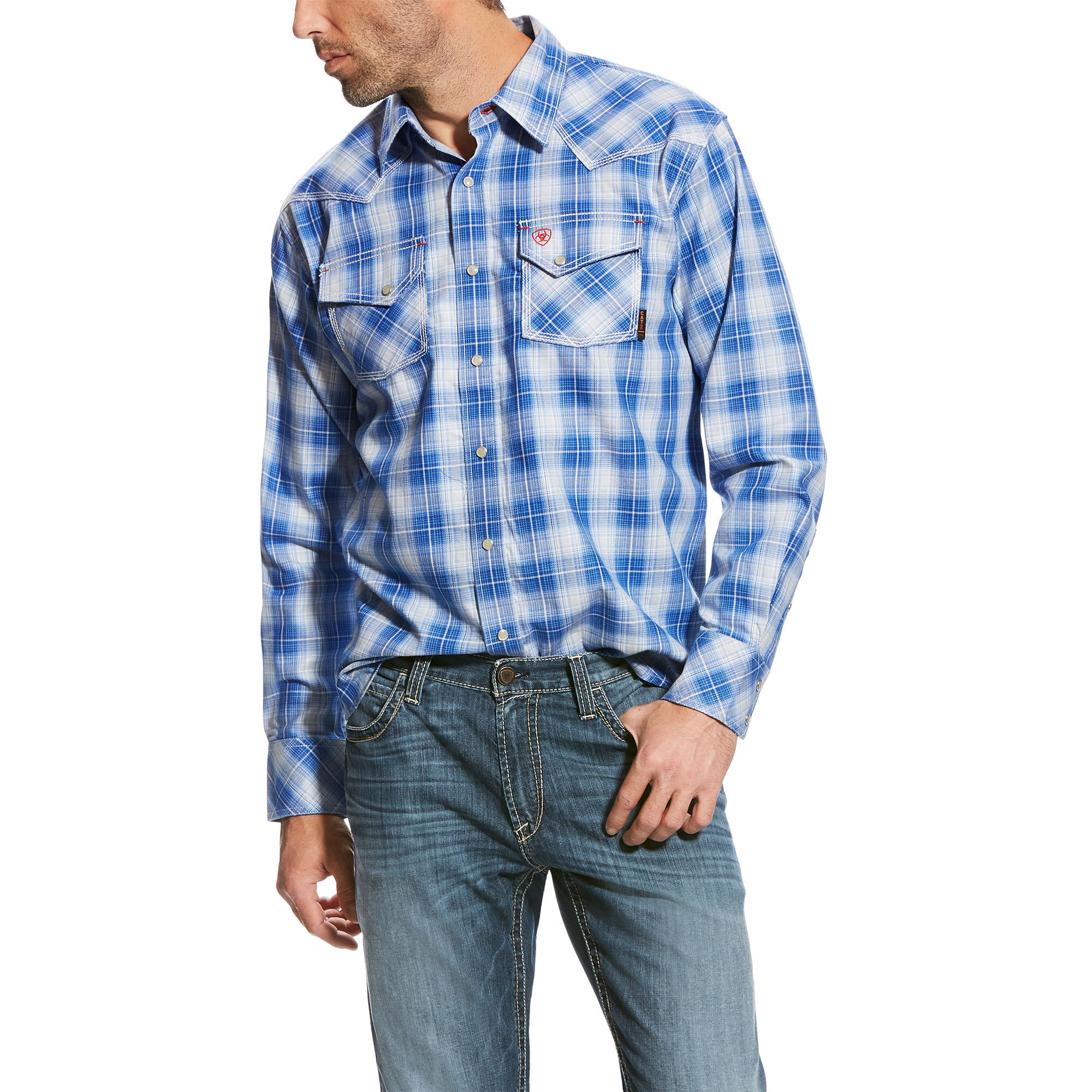 FR Simeon Retro Fit Work Shirt
