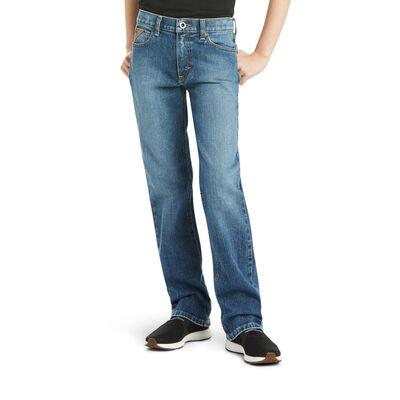 B5 Slim Stretch Legacy Straight Jean