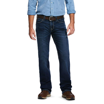 M7 Rocker Stretch Cedar Stackable Straight Leg Jean