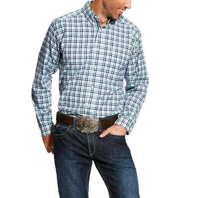 Hammerman LS Stretch Perf Shirt
