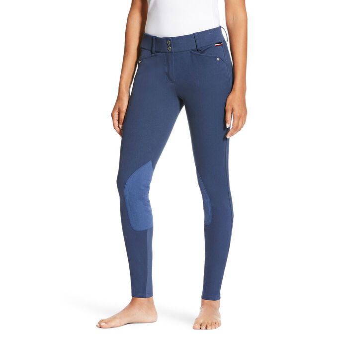 Heritage Low Rise Knee Patch Front Zip Knee Patch Breech