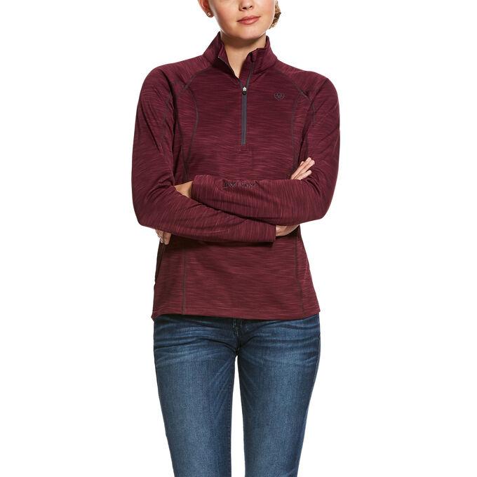 Conquest 2.0 1/2 Zip Sweatshirt
