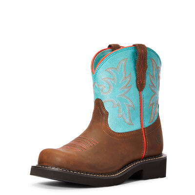 Cowpoke Fatbaby Western Boot