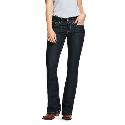 R.E.A.L. Perfect Rise Stretch Savannah Boot Cut Jean
