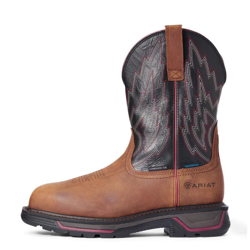 Big Rig Waterproof Composite Toe Work Boot