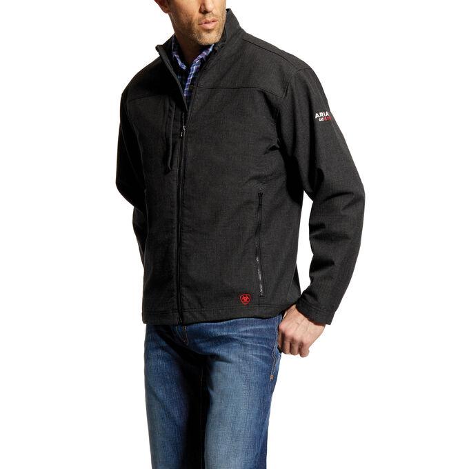 Men's Black FR Jacket