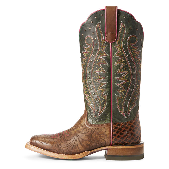 Montage Western Boot
