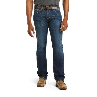 M7 Rocker Stretch Jett Stackable Straight Leg Jean
