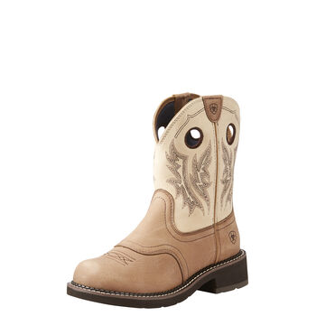 Fatbaby Heritage Cowgirl Western Boot