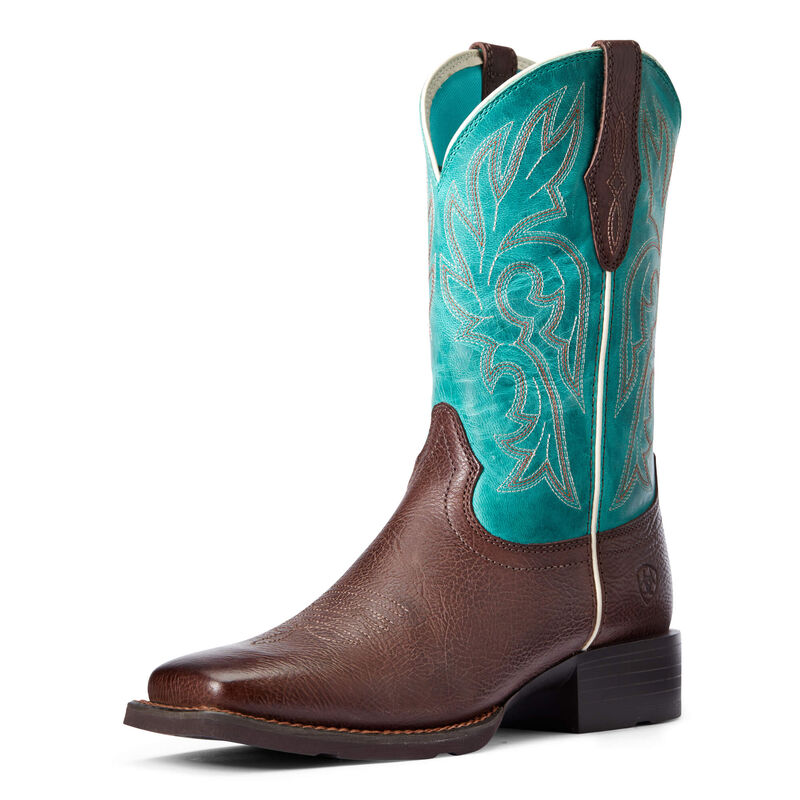 Cattle Drive Western Boot