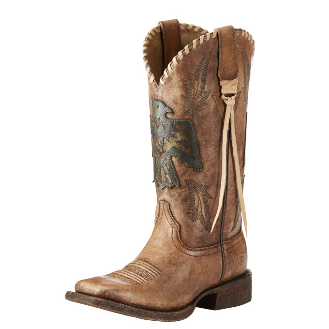 Thunderbird Thrill Western Boot
