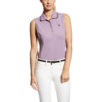Prix Sleeveless Polo