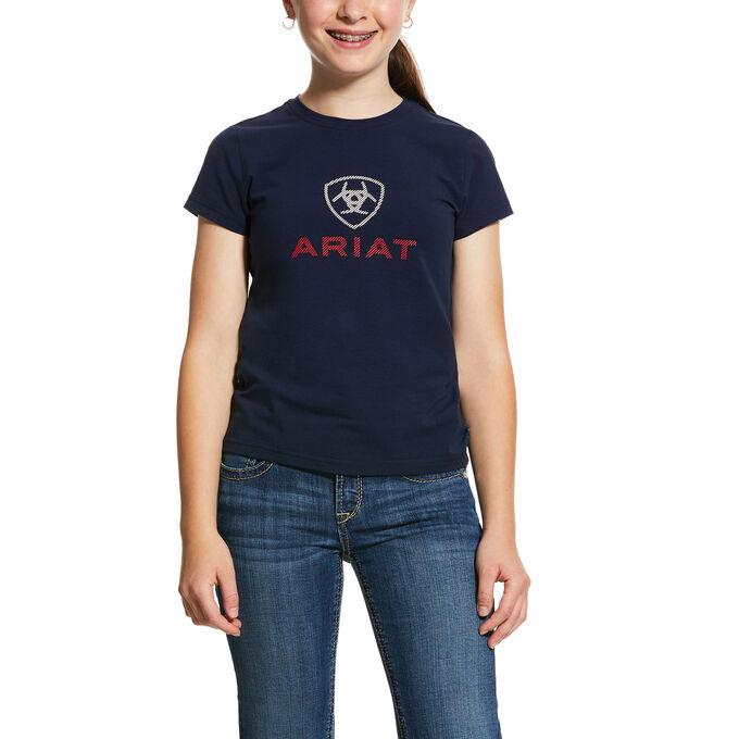 Girls' HD Logo T-Shirt