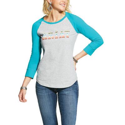 REAL Ariat Logo T-Shirt