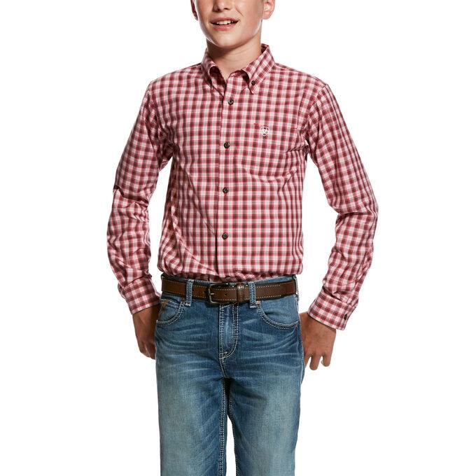 Monroy LS Perf Shirt