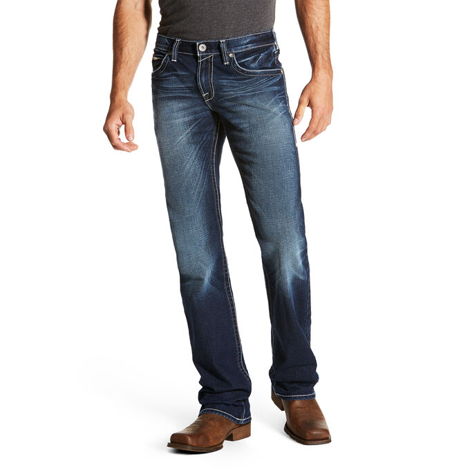 M7 Rocker Colton Stretch Boot Cut Jean