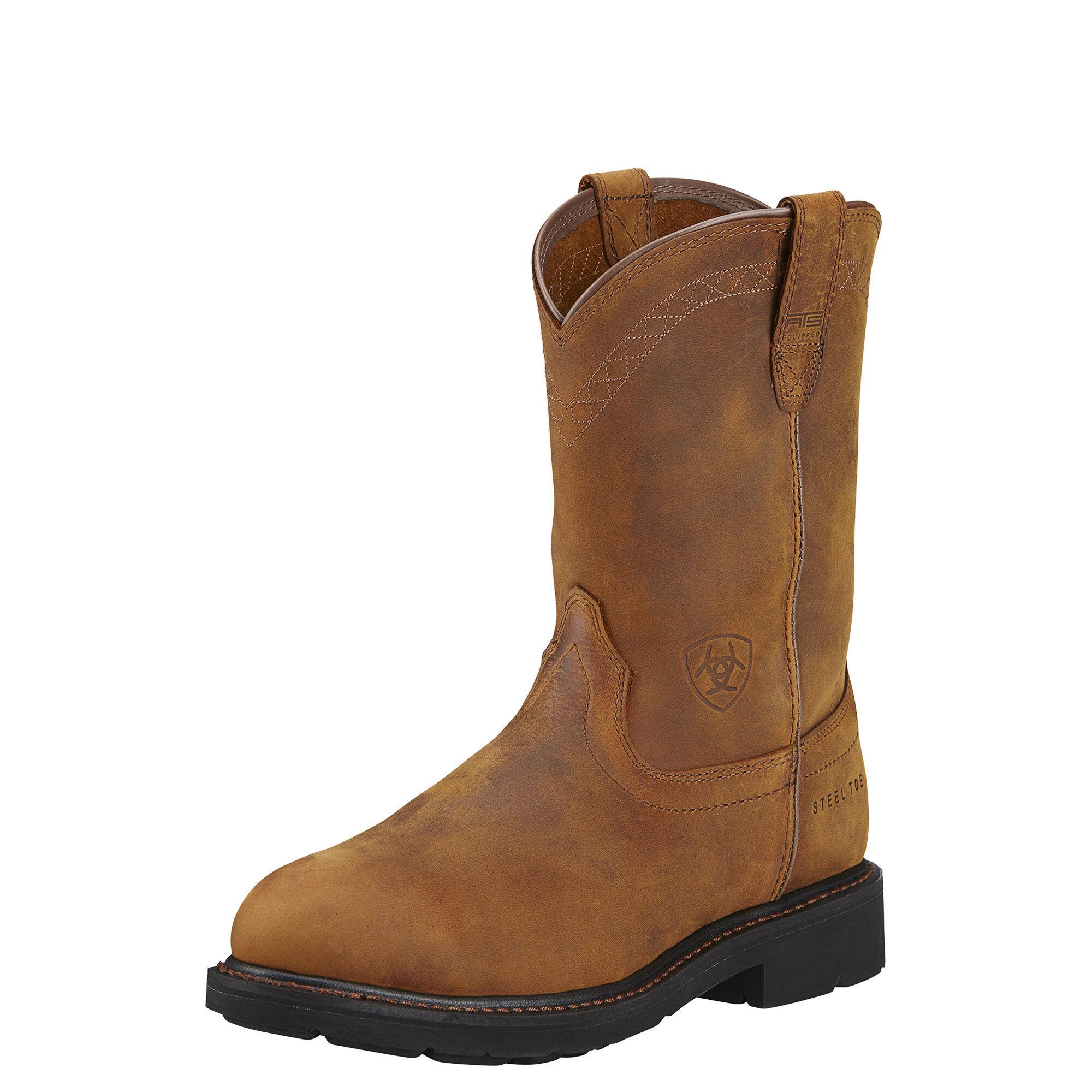 Sierra Steel Toe Work Boot | Ariat