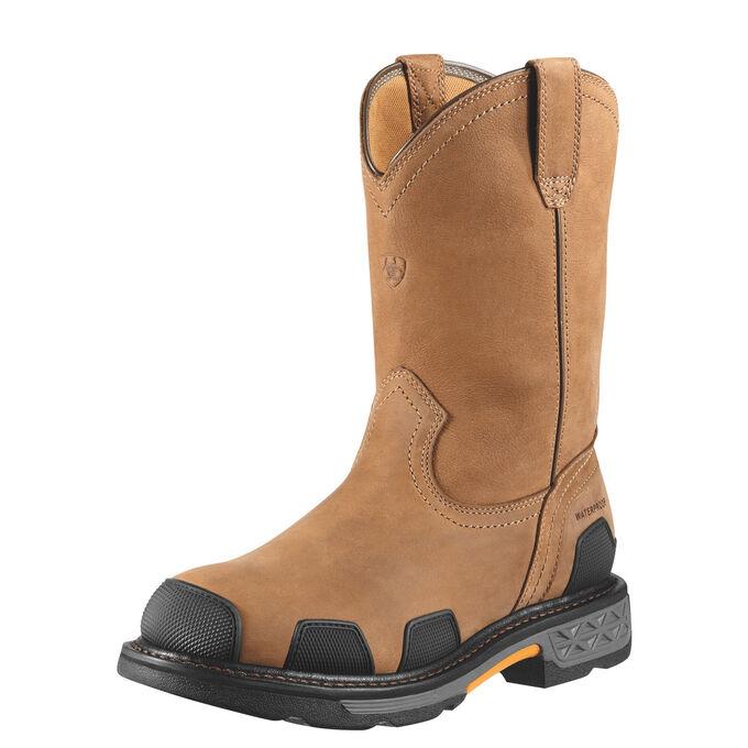 OverDrive Waterproof Composite Toe Work Boot