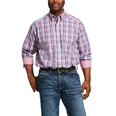 Wrinkle Free Illington Classic Fit Shirt