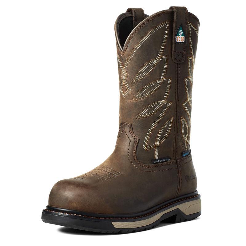 Riveter CSA Waterproof Composite Toe Work Boot