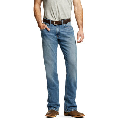 M4 Low Rise Stretch Legacy Stackable Straight Leg Jean