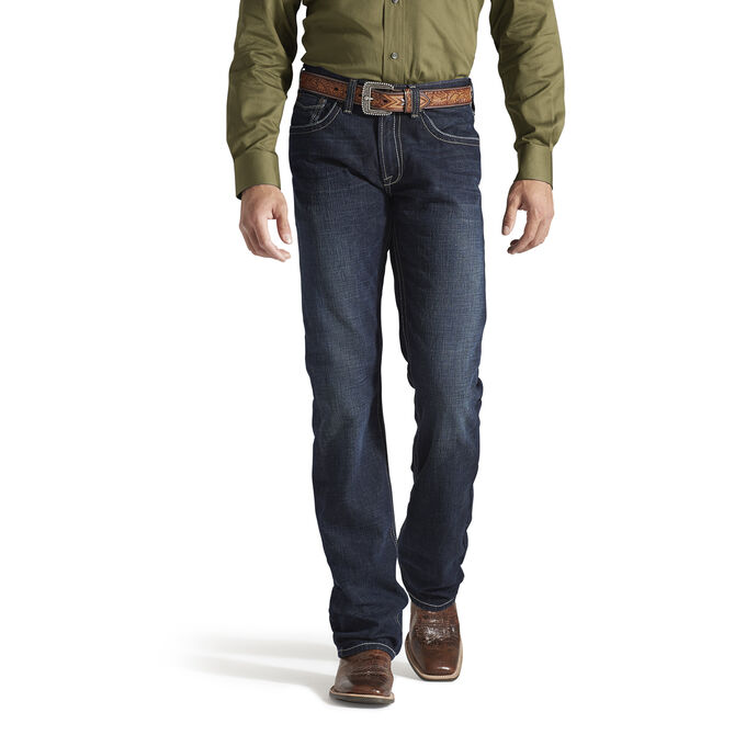 M5 Slim Roadhouse Stackable Straight Leg Jean