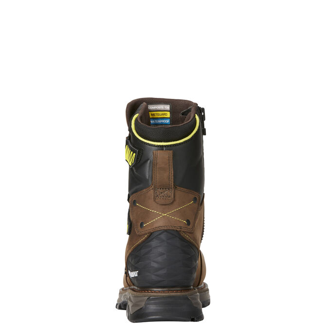 "Catalyst VX 8"" Waterproof Metguard Composite Toe Work Boot"
