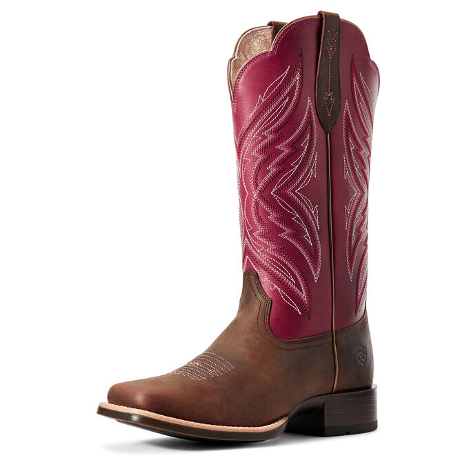 Pinnacle Western Boot