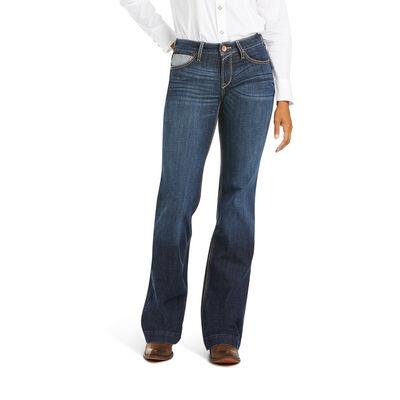 Trouser Perfect Rise Mia Wide Leg Jean