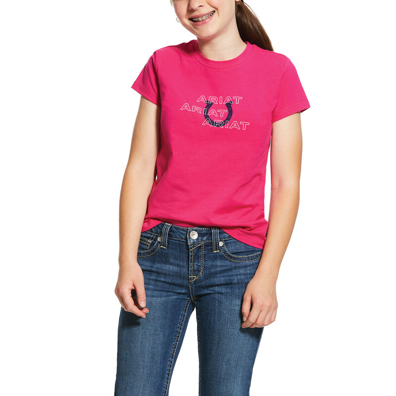 Puff Print Logo T-Shirt