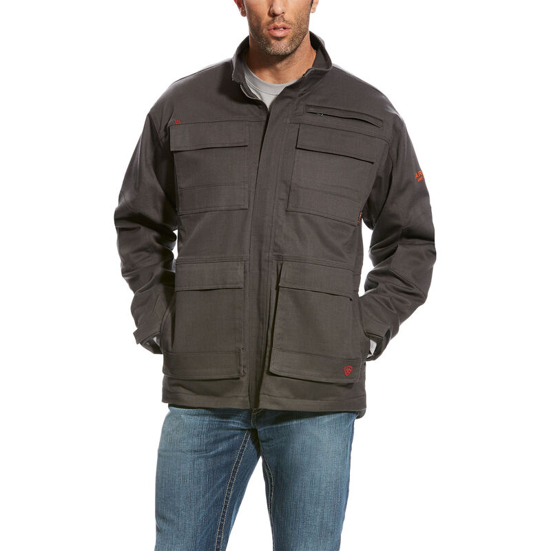 FR Canvas Stretch Jacket