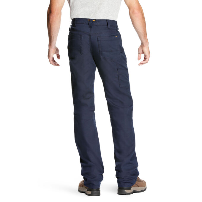Rebar M4 Low Rise DuraStretch Canvas Utility Boot Cut Pant