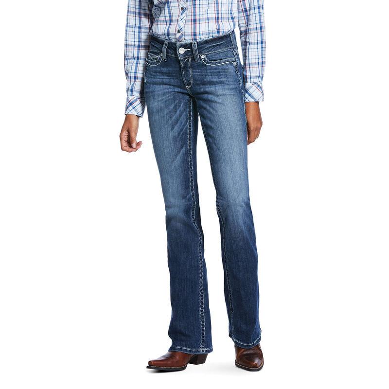 Arrow Fit Stretch Gypsy Boot Cut Jean